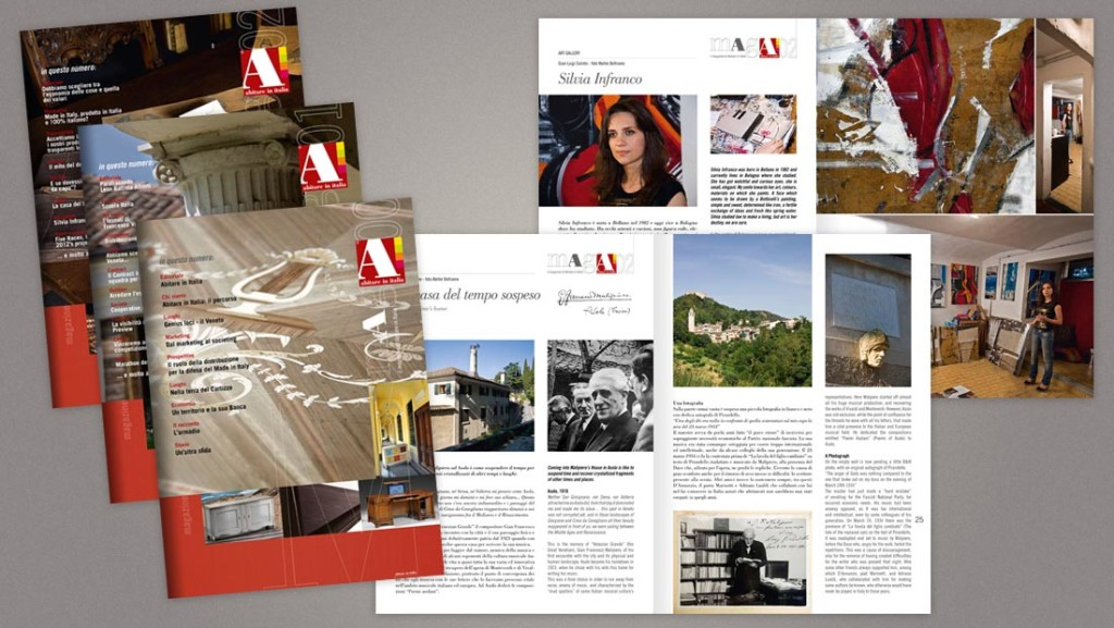 Abitare in Italia magazine