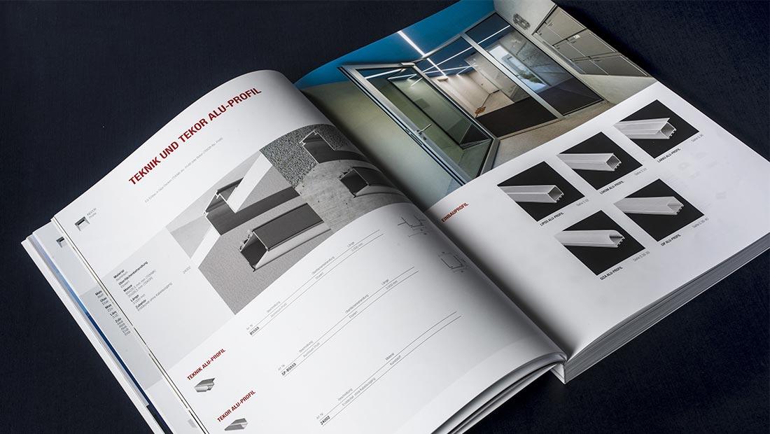 Catalogo Proflight 2016, impaginazione, fotomontaggi, reportage
