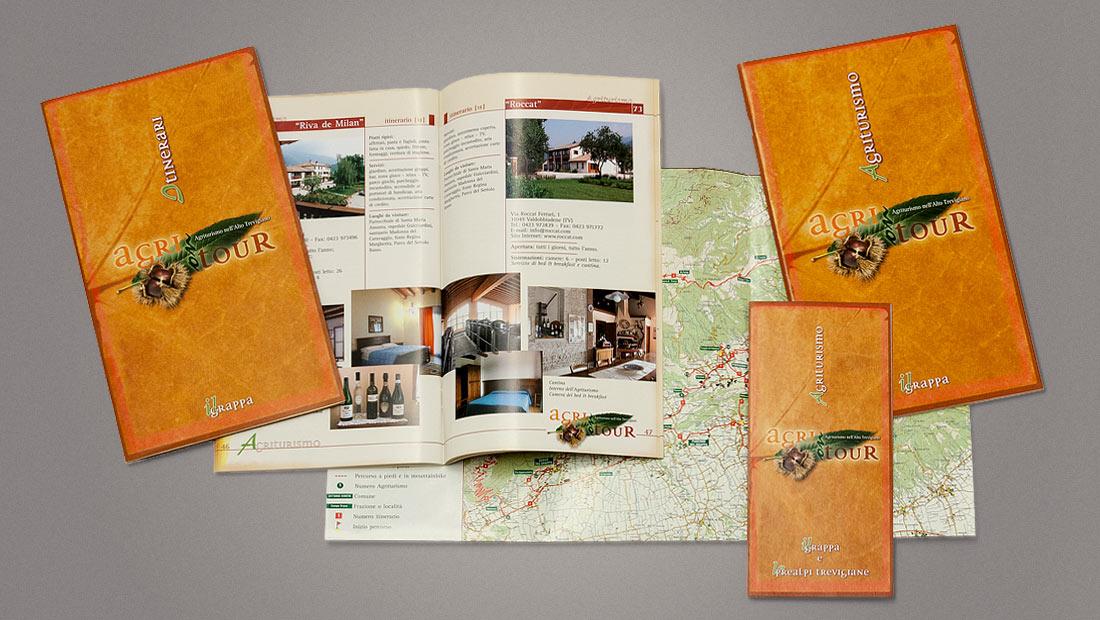 Agri on Tour, guide, itinerari, segnaletica
