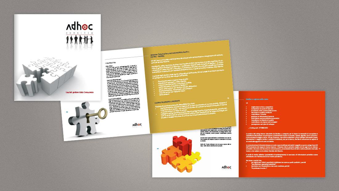 AdHoc - brochure istituzionale